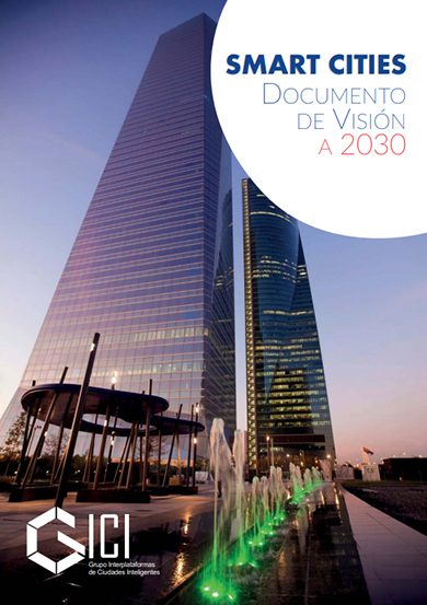 Smart Cities – Documento de visión a 2030